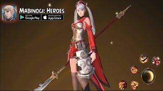 Mabinogi: Heroes mobile Videos - 9tube tv