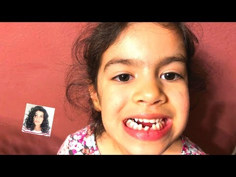 Vlog -  First Loose Tooth