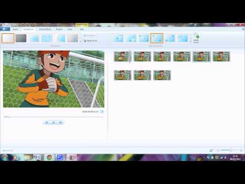 Windows Live Movie Maker tutorial - Shaking Effect