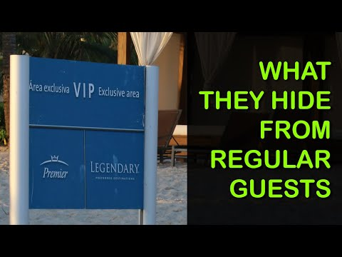 The Secret of All Inclusive Resorts - Travel as a VIP