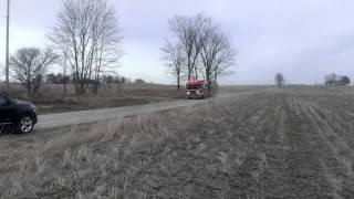 Garrettsville Turkey Farm Fire, part 3 (4/2/2014)