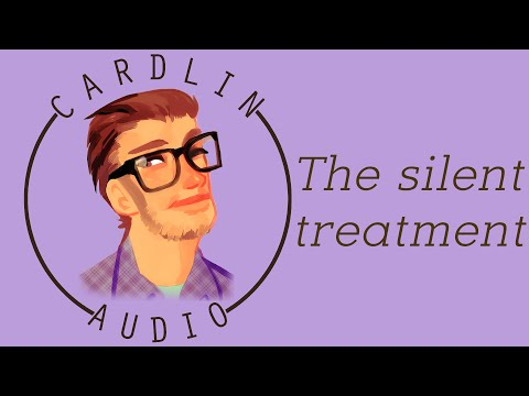 ASMR Roleplay: The silent treatment [Boyfriend roleplay] [Apology] [Audio roleplay] [Gender Neutral]