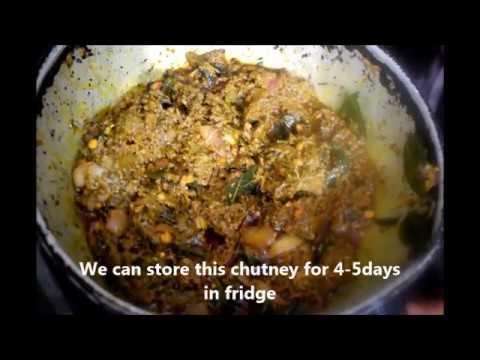 Tasty Spicy Peanut-SorrelLeaves Chutney For Rice,Roti || Pallila-Gongura Pachadi || LaxmiYoutube