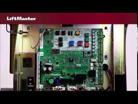 LiftMaster Elite Series CSL24U DC Slide Gate Opener