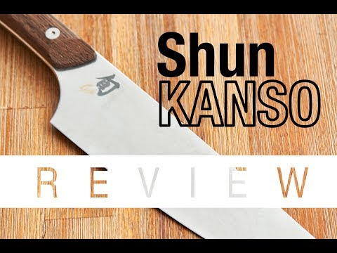 Shun Kanso Chef's Knife Review | Is It Any Good?