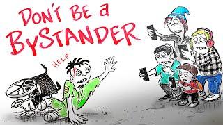 The Bystander Effect vs. The Good Samaritan Effect