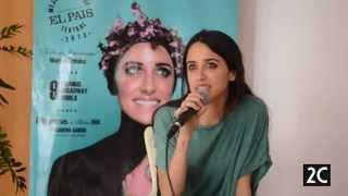 Entrevista La Llamada - Macarena García (Málaga 2014)
