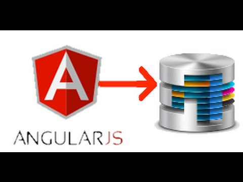 Tutorial 2 - Insert Data Into Database Using AngularJS