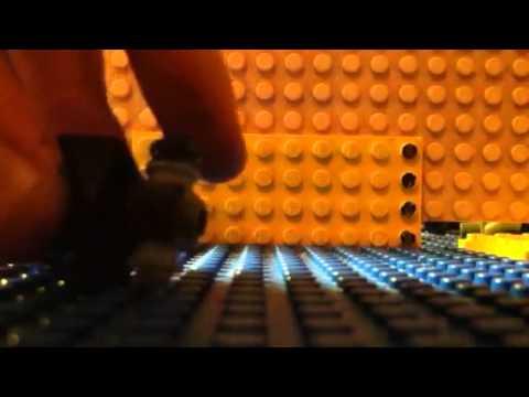 Lego minecraft enderman tutorial