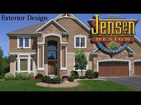 Exterior Design Service - Visualize your Home!