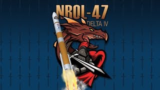 Delta IV NROL-47 Live Launch Broadcast (Jan. 12, 2018)