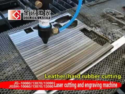 Laser Cutting Engraving Machine for Acrylic Wood
