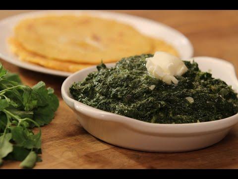 Sarson Da Saag | Cooksmart | Sanjeev Kapoor Khazana