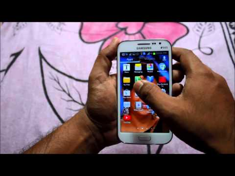 Samsung Galaxy S DUOS - How to take a Screenshot