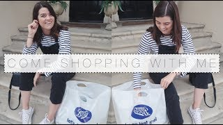 Come Shopping With Me | AD | The Anna Edit