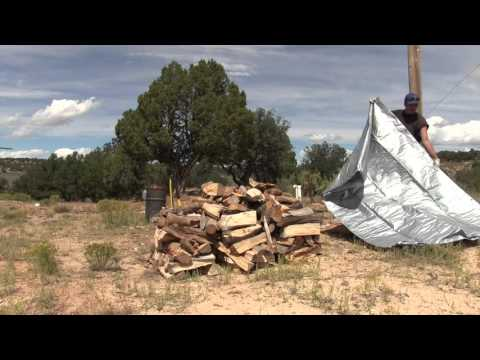 How To Treat Firewood Before It Is Burned