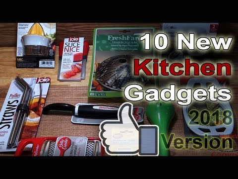10 Kitchen Gadgets put to the Test - Part 1