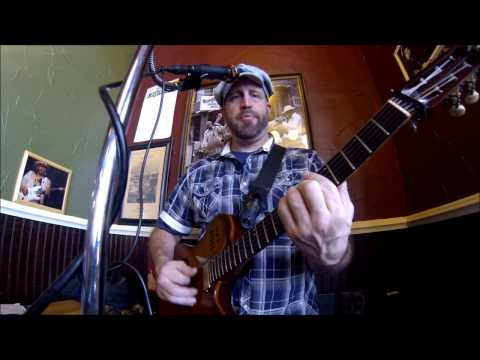 Call Me the Breeze -JJ Cale cover solo live at Potbelly