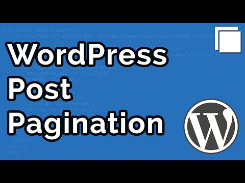 How to Create Post Pagination (Prev / Next Post) in WordPress Tutorial