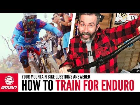 How To Train For Enduro Mountain Bike Racing   Ask GMBN Anything About Mountain Biking