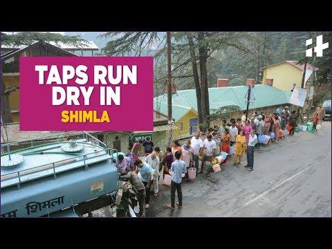 Indiatimes | Shimla Water Crisis - Taps Run Dry In Shimla, Tourists Urged Not To Visit