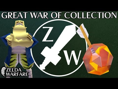 Great War of Collection - Zelda Warfare
