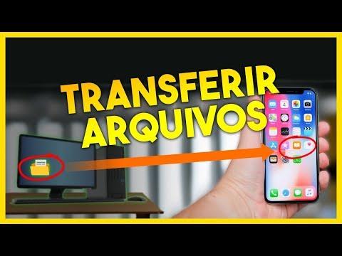 Como transferir arquivos do iPhone para o PC com Windows via WiFi (e vice-versa)