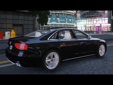 2013 Audi S8 4 0TFSI quattro - GTA IV