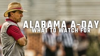 What to watch for in Alabama