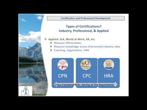 2015/01 - All Things HR Certification presented by Dr. Paul Rand
