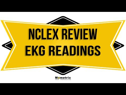 Best EKG Interpretation for NCLEX Students and Beginners: RN Review 2018