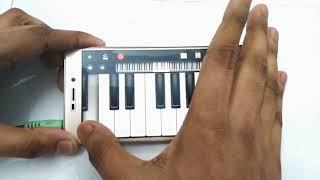 Amar Sonar Bangla   Bangladesh National Anthem Mobile Piano Tutorial