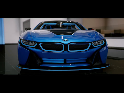 Bmw I8 Coupe Mansaug Test Drive Gta V Video Download