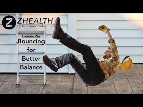 Bouncing for Better Balance