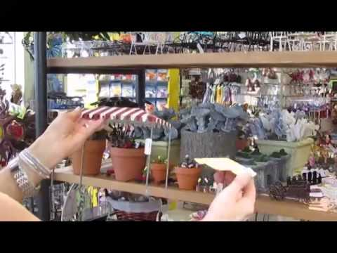 New Fairy Garden Accessories at Cindy's