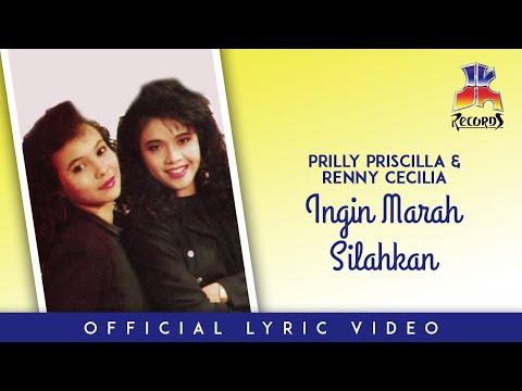 Prily Priscilla & Renny Cecilla Ingin Marah Silahkan