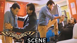 Surya Finshes Chetan Hansraj - Action Scene - Latest Telugu Movie Scenes