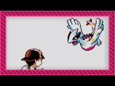 [LIVE] Shiny Lugia after 15,705 SRs in Silver Virtual Console