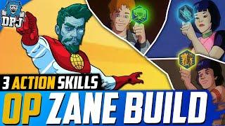 Borderlands 3 - ZANE OP Level 65 BUILD - MAYHEM 10 EASY - Captain ZANEt - Best Zane Build Guide