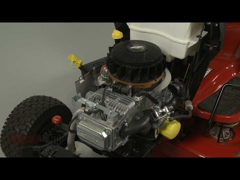 Briggs & Stratton Small Engine Disassembly (#3319770010G1)