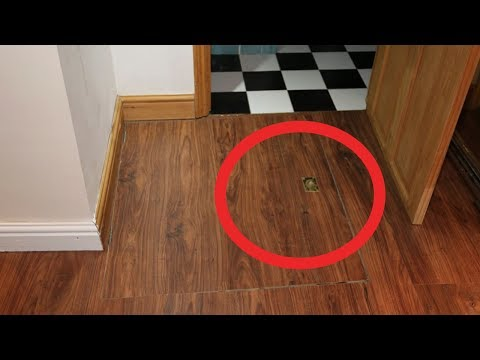He Moved Into An Apartment. You'll Never Believe What He Found Inside This Hidden Door