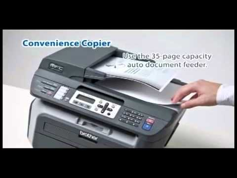 MFC-7840W | Brother All in One Wireless Printer | Laser Multi-Function Center®