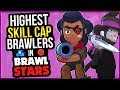 Highest & Lowest Skill Cap Brawlers In Brawl Stars Skill Cap Ranking List mp3