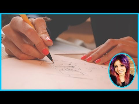 Drawing & Doodling Exercises To Quickly Improve Creativity Course: Fun Creative Thinking For Artists