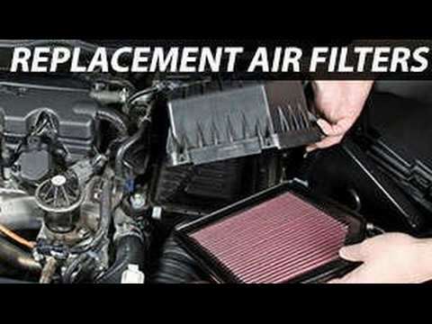 How to change car air filter