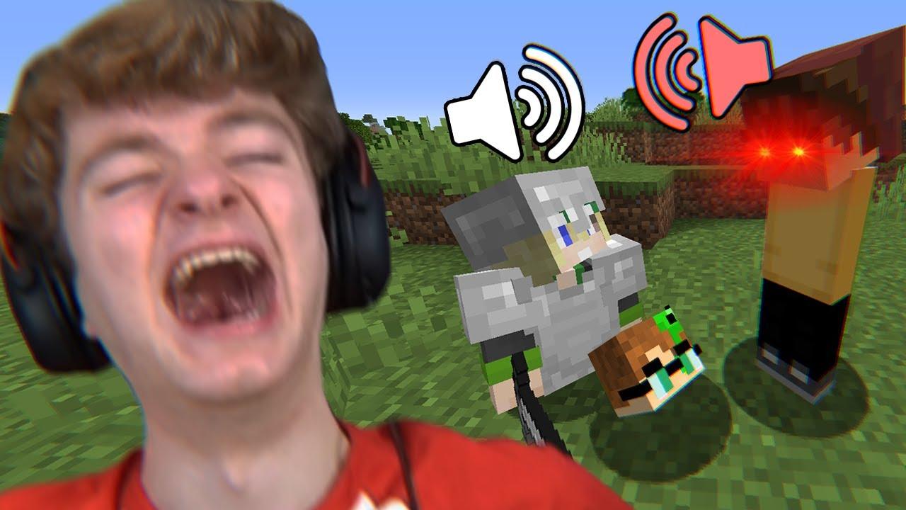 Minecraft's Body Shuffle Mod Is Stupidly Funny