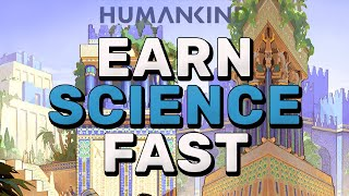 Humankind Early Game Science Tips | Babylon vs Zhou Cultures