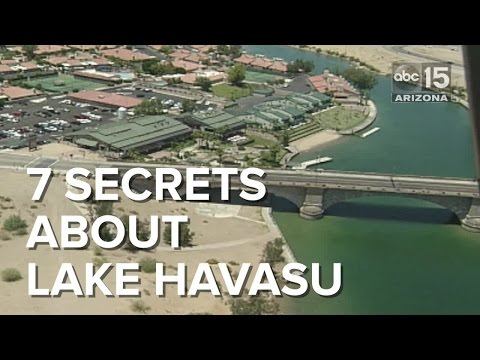 7 secrets about Lake Havasu - ABC15 Digital