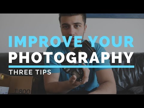 3 Tips to INSTANTLY Improve Your Photography