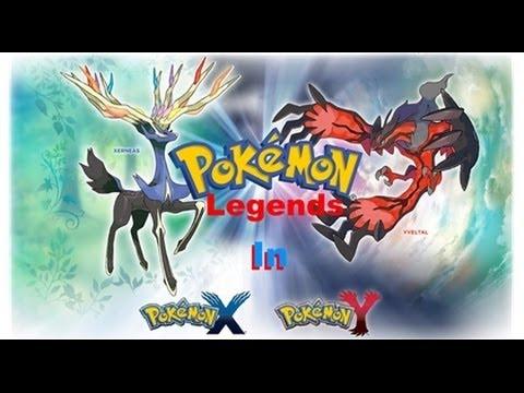 Pokemon Legends *Roblox* Zygarde